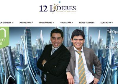 12 Líderes